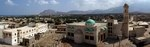Panoramas of Socotra - Hadiboh, capital of the island