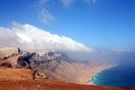 Ras Erissel - the eastern cape of Socotra