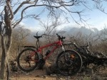 Bicycling on Socotra