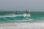 Windsurfing on Socotra