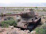 Т-34 on Socotra