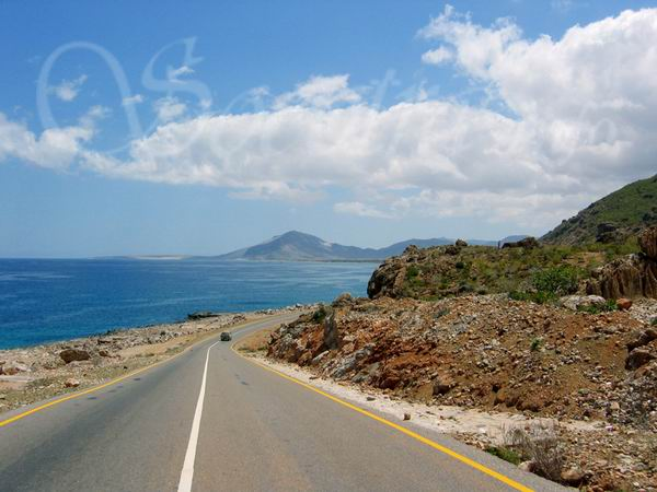 Socotra Picture of the Day: Road to the northeast