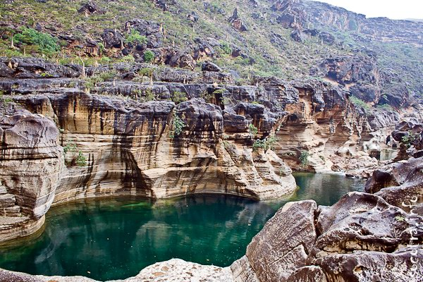Socotra Picture of the Day: Wadi Kalesan