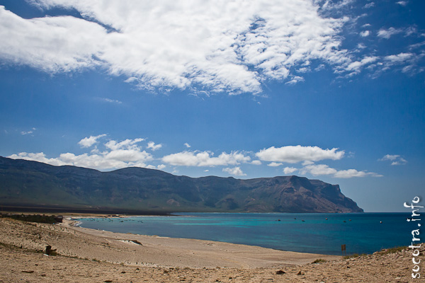 Socotra Picture of the Day: Qalansyia bay