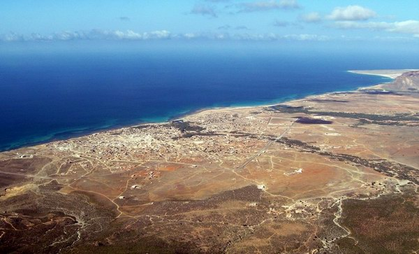 Hadiboh - capital of Socotra island