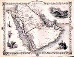 Old Map of Yemen