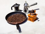 Yemeni coffee on Socotra