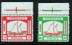 There were issued special postal stamps for an expedition to Socotra in 1960
