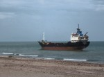 The second cyclone Megh passed directly over Socotra island