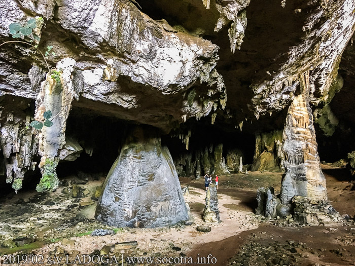 Hoq Cave