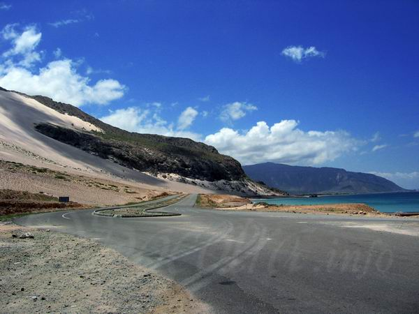 Socotra Picture of the Day: Sea port area