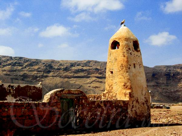 Socotra Picture of the Day: Old mosque on the southern coast