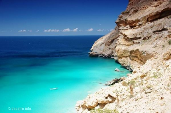 Socotra Picture of the Day: West part of coast