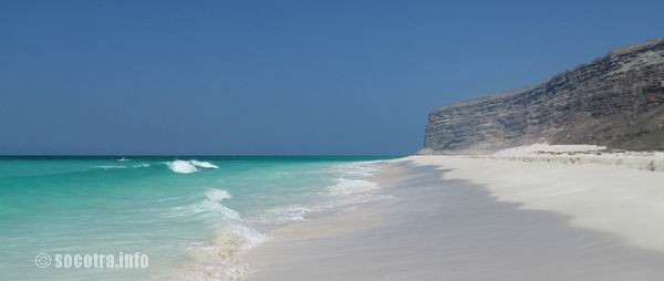 Socotra Picture of the Day: Bay at DiSebro