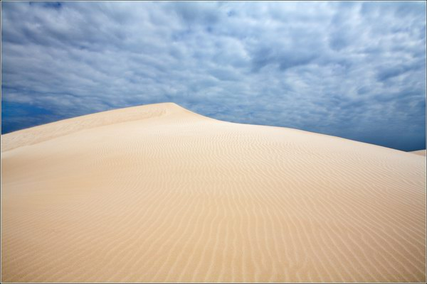 Socotra Picture of the Day: Sand dunes