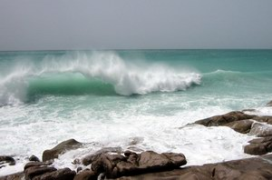 Waves in Socotra