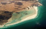 Socotra from the air